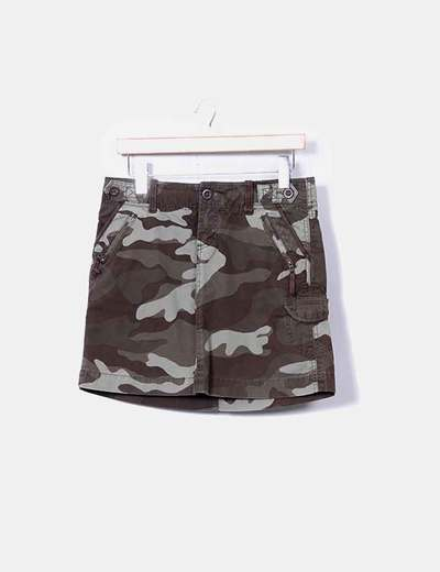 Mini-jupe militaire GAP
