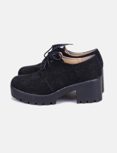 c11e49ca Bosanova Zapato con plataforma negro (descuento 67 %) - Micolet