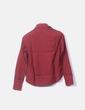 Camisa rojo de rayas Massimo Dutti