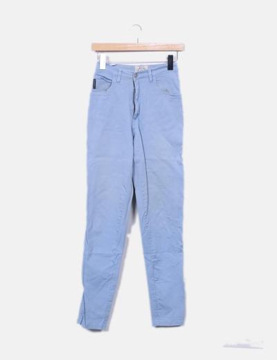 Armani Jeans Hellblaue Hose mit hoher Taille (Rabatt 91 %) - Micolet efd47c0b22