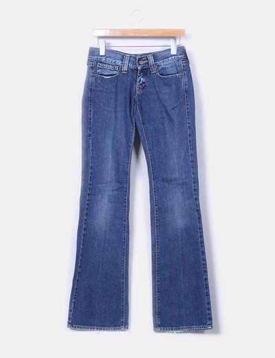 Jeans denim campana Fornarina