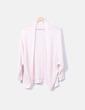 Cardiga tricot rosa palo Lefties