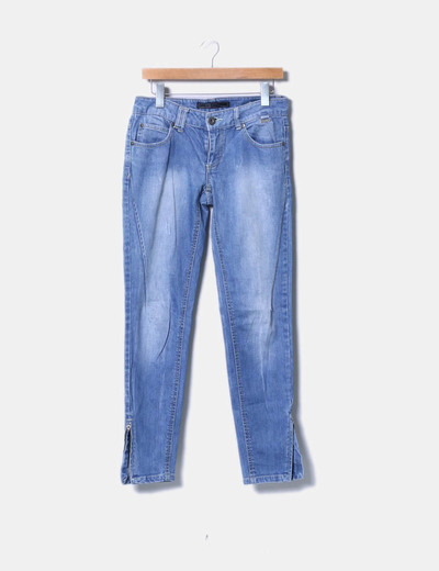 Jeans azul recto ONLY