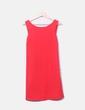 Vestido de tirantes rojo Asos