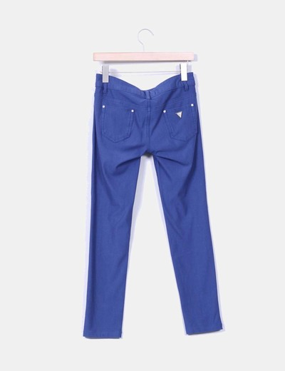 Jeggings azul