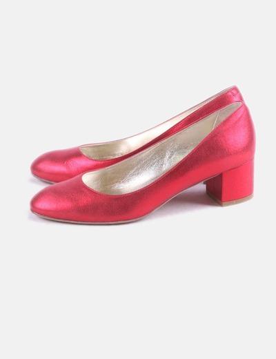 Rojos Zapatos Zapatos Heels Heels Irisados 3lcKuTJ5F1