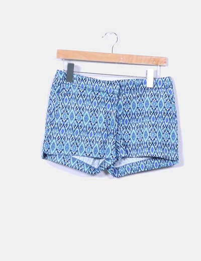 Short estampado H&M