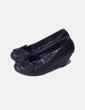 Zapato con lazo y tacón  Karmil