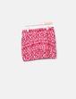 Falda mini estampado rojo Skunkfunk