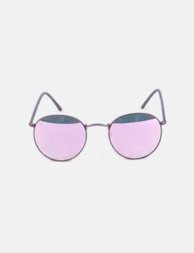 Gafas de sol lentes rosas