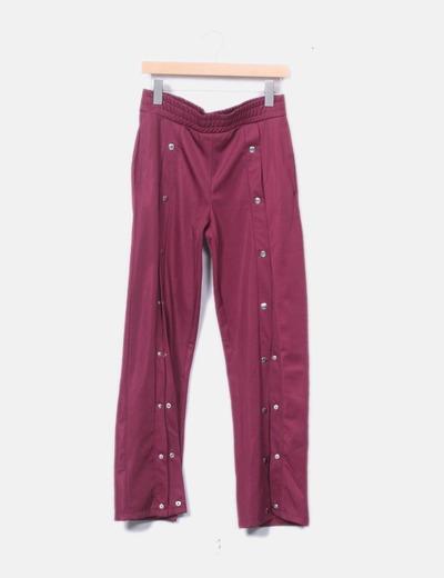 Pantalon coupe droite Asos