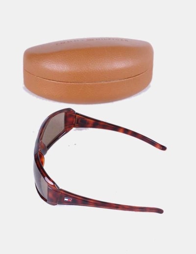 Gafas montura marron