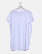 Camiseta blanca de manga corta H&M
