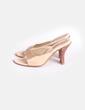 Zapatos dorados envejecidos Farrutx