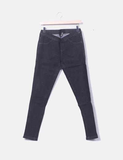 Pantalons slim Bershka