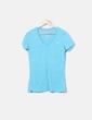 T-shirt turquoise de sport nike Nike