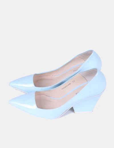 Zapato acharolado Gloria Ortiz
