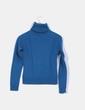 Jersey azul petroleo  Zara