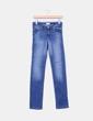 Jeans tono medio desgastado Springfield