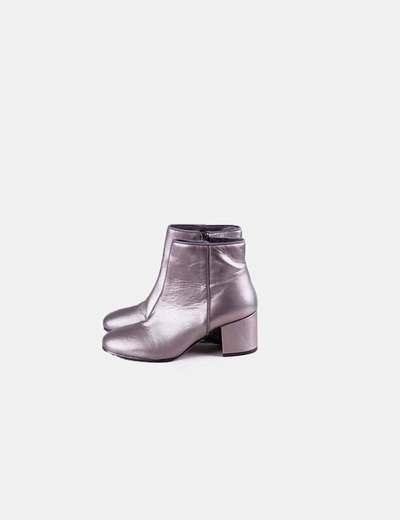 Metallic ankle boots BODEN