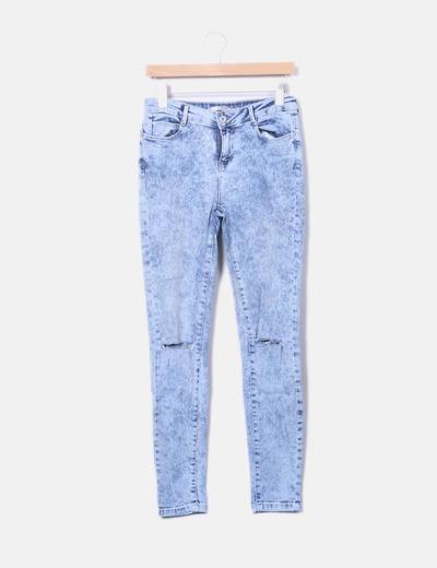 Lefties cigarette trousers