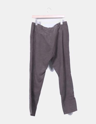Pantalon de pana verde