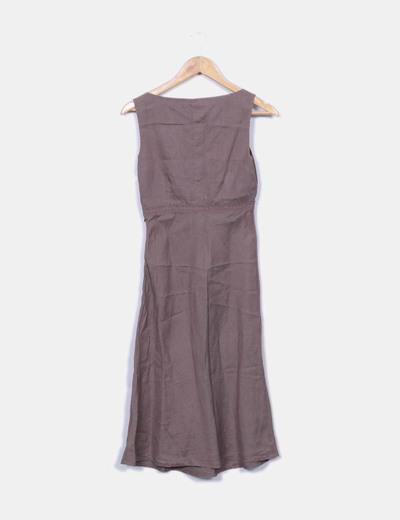 Vestido de alças Promod