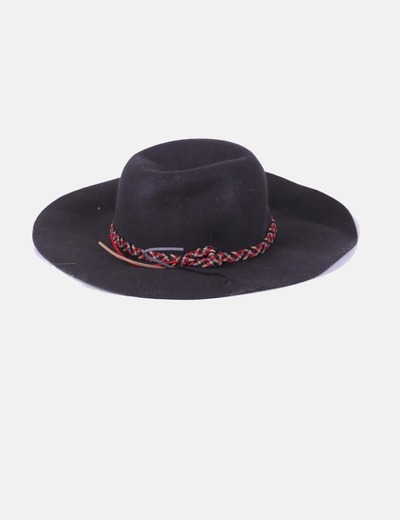 Chocolate brown fedora hat Southern Cotton 7a4e2221b76