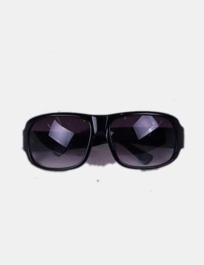 9bad6e22fb Purificación García Gafas de sol negras cristal oscuro (descuento 78 %) -  Micolet