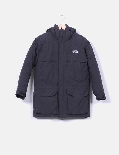 Manteau hyvent rembourré north face 550 The North Face