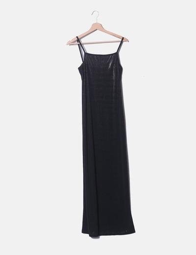 Black glitter dress Amichi