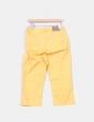 Pantalón pirata amarillo Southern Cotton