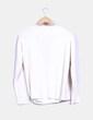 Pull blanc chocker tricot Asos
