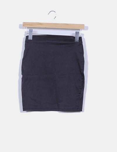 Falda mini negra NoName