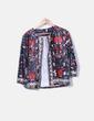 Kimono satén estampado NoName