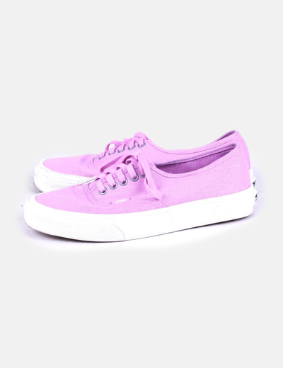 Deportiva rosa Vans