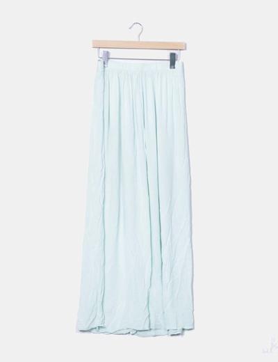 Pantalón recto verde mint NoName