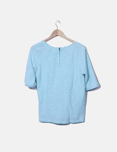 be2b08e99 Primark Jersey de punto azul claro (descuento 82%) - Micolet