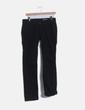 Pantalón negro con strass Fornarina
