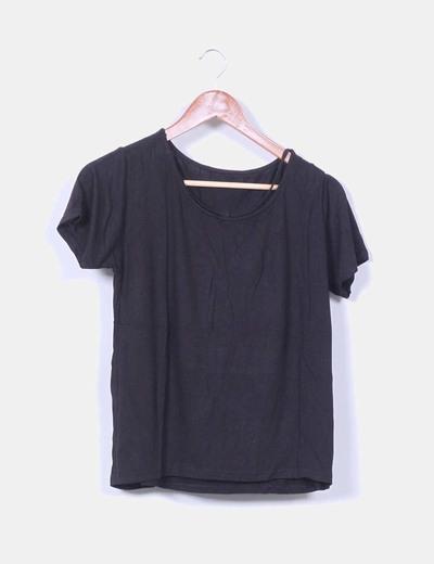 Camiseta negra NoName