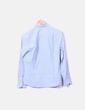 Camisa azul rayas Massimo Dutti