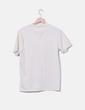 Camiseta beige básica Zara