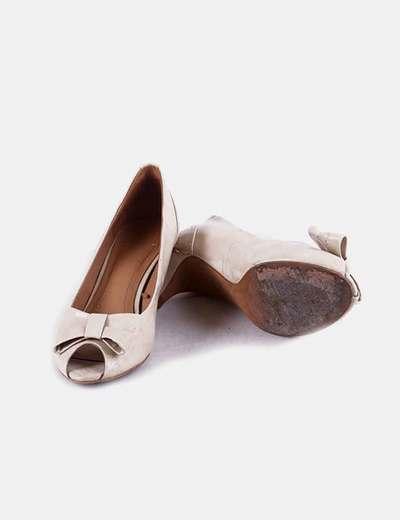 Lazodescuento 74Micolet Con Zapatos Beige Zara Charol Ok80wnP