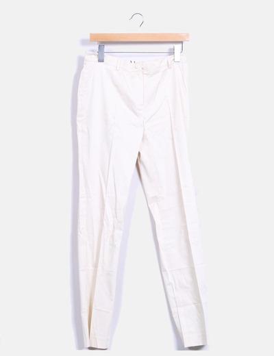 Pantalón beige Antea