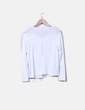 Cardigans blancs imprimé de tricot Naf Naf