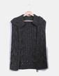 Chaleco tricot en tonos verdes Easy Wear
