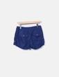 Short azul marino Denim Co.