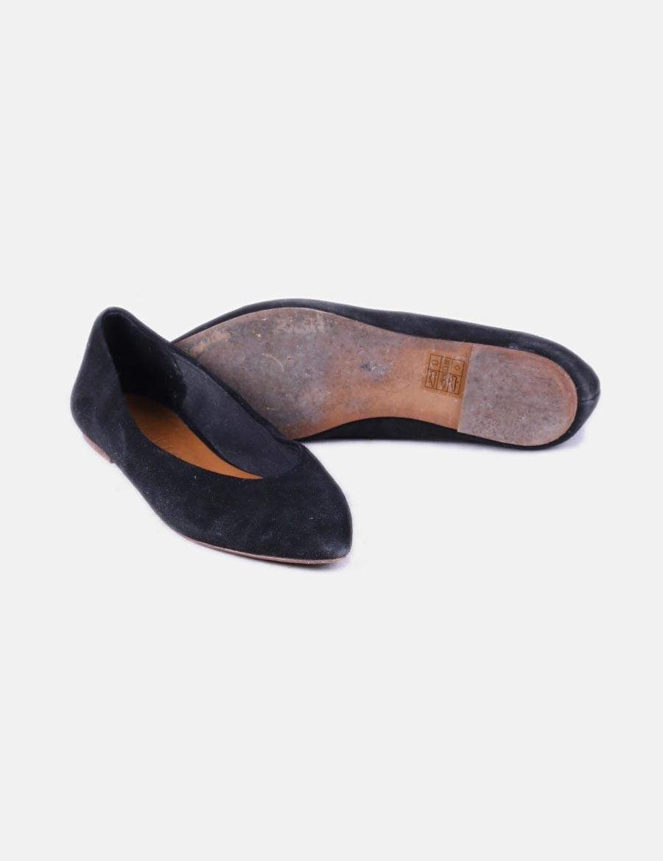 d8510f631cd amp Lola 8U6qSS5 Mujer Bailarina Zapatos punta de negra Bimba tZFqxZ1Sw