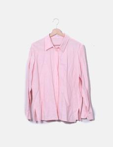 Camisa rosa manga larga Lloyd s 48757c488d05
