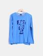 Camiseta azul Just do it. Nike